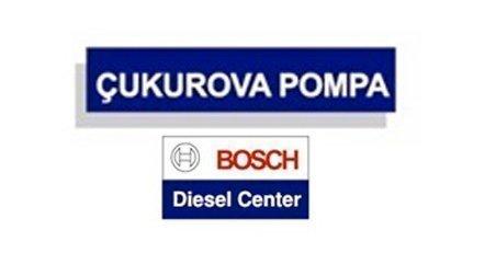 Cukurova pompa logo