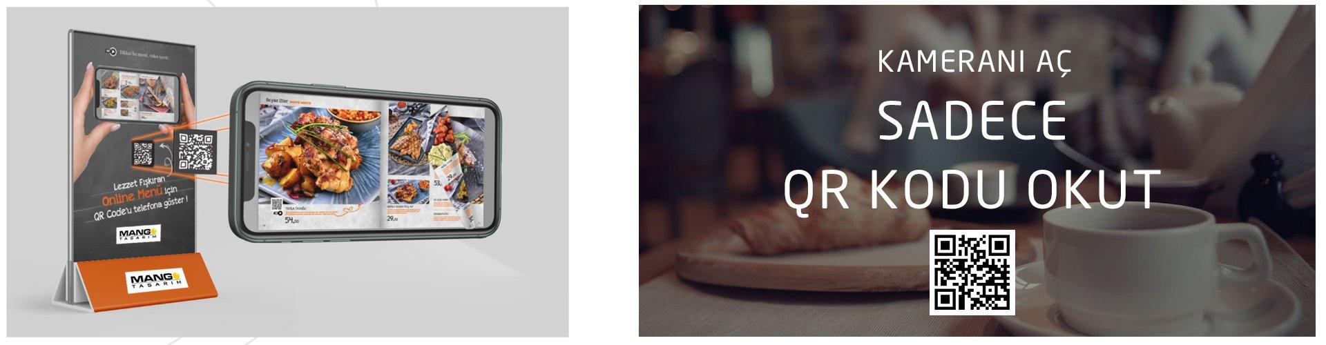 qr menü adana dijital menü restaurant menüsü